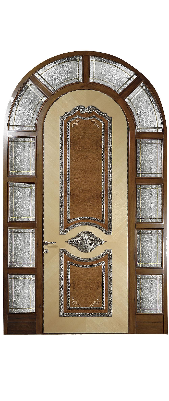 Porta d ingresso per villa privata custom sige s r l for Porta d ingresso coloniale olandese