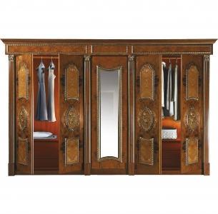 SigeGold wardrobe with mirror
