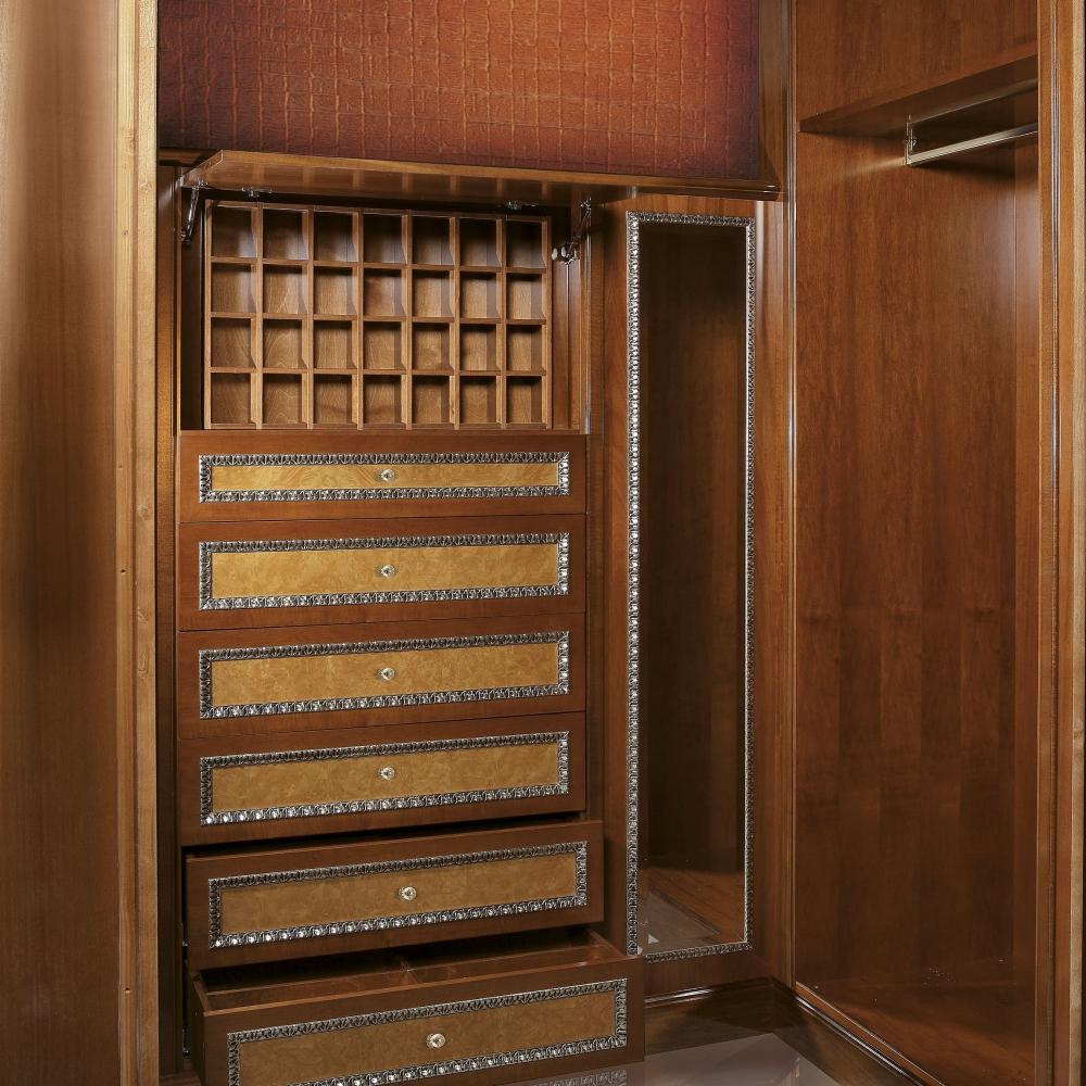 Cabina armadio la suite armadi sige s r l for La cabina armadio