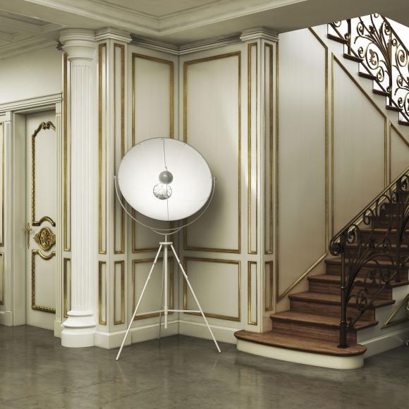 Прихожая и лестница: Частная резиденция