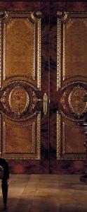 Дверь Classic и декоративные панели