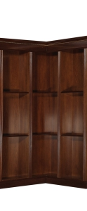 Walnut wall system