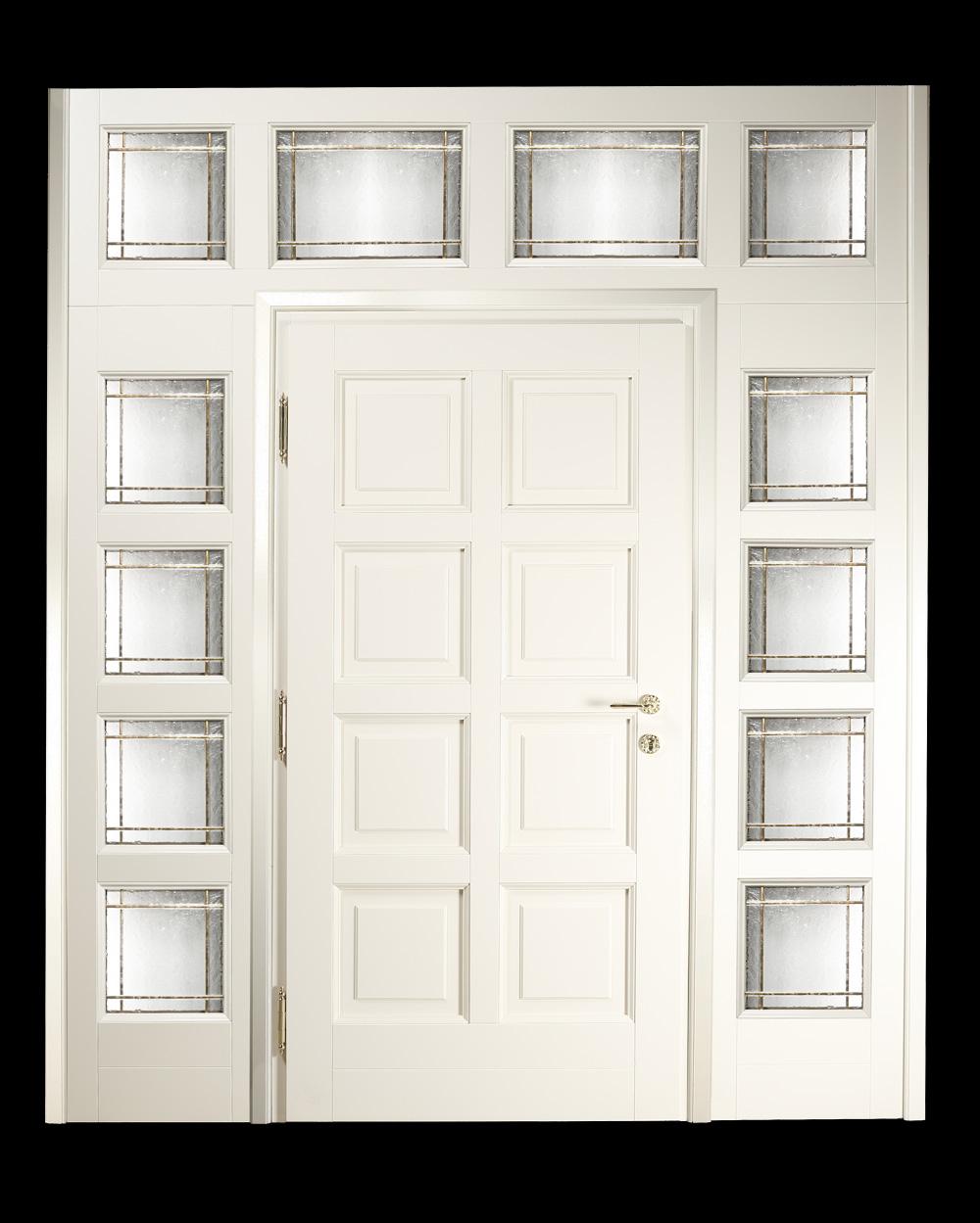 Porta d 39 ingresso per villa privata custom sige s r l for Porta d ingresso coloniale olandese