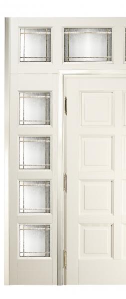 Porta interna a vetro
